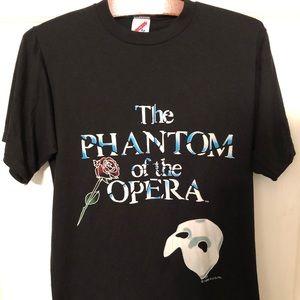 Vintage Phantom of the Opera tee